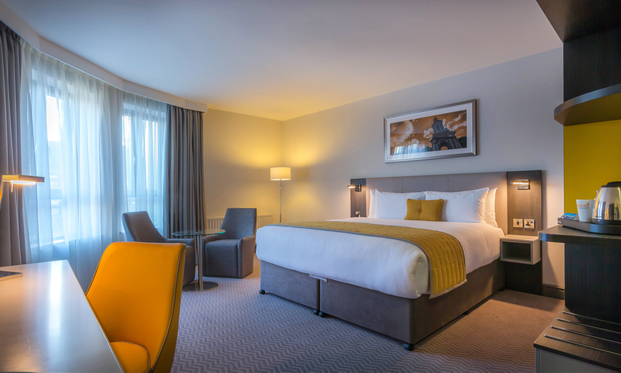 Maldron Hotel Pe Street Dublin Executive King Room