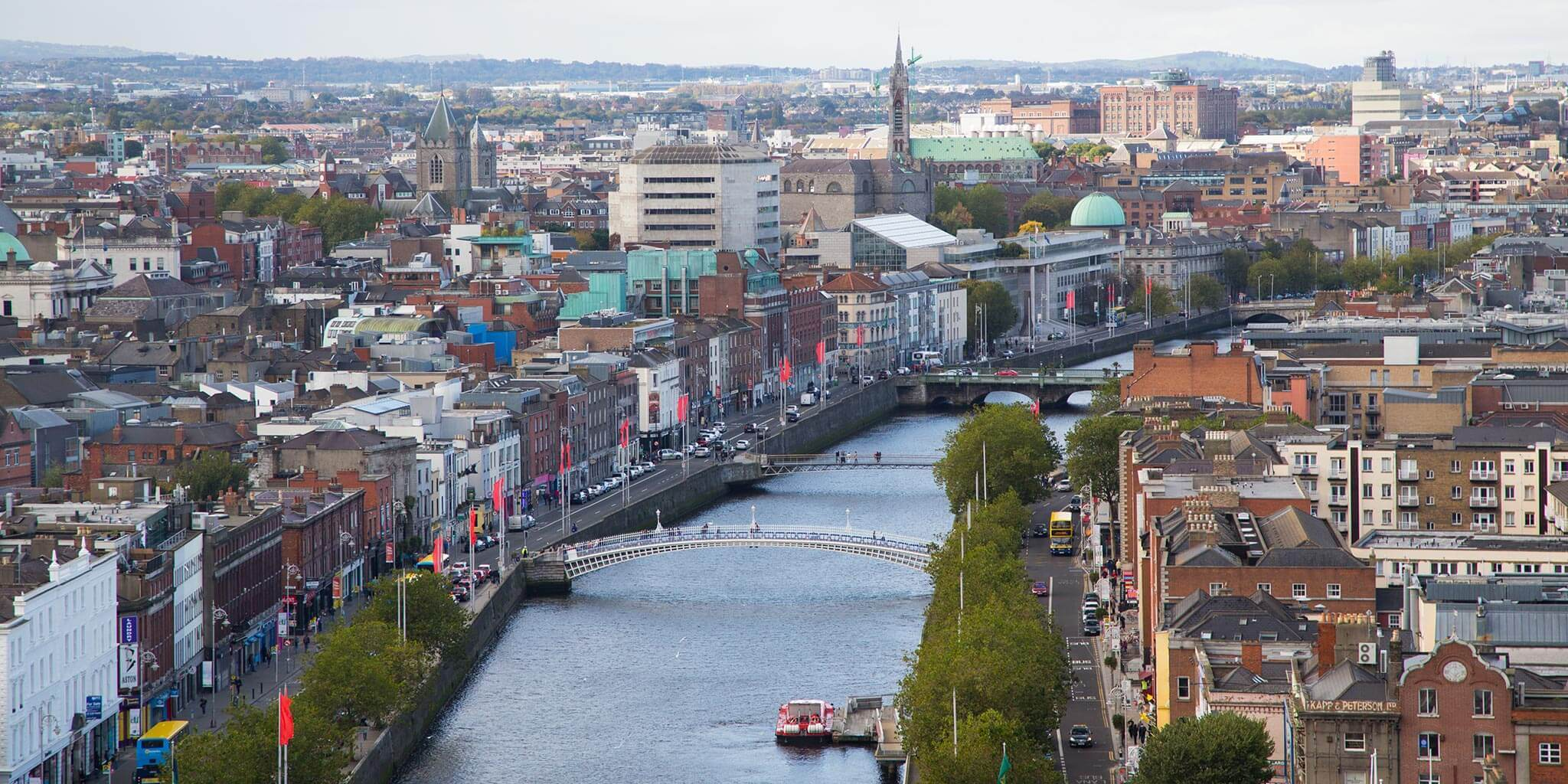 Bed And Breakfast Dublin City Centre